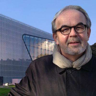 Arkkitehtuurin Finlandia-palkkittu Rainer Mahlamäki ja Polin, Puolanjuutalaisten historian museo