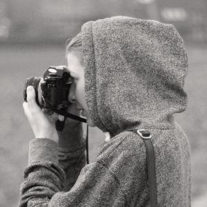 Fotografen Nanó Wallenius