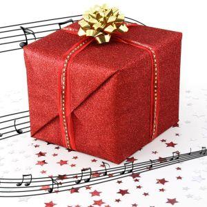 Musik i julklapp