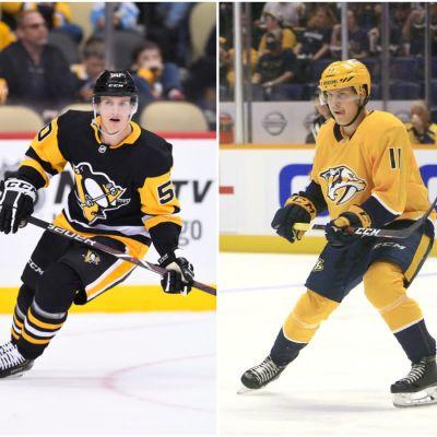 Juuso Välimäki, Juuso Riikola och Eeli Tolvanen ligger bra till i jakten på en NHL-plats.