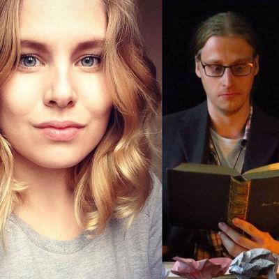 Månadens bloggare Malin, Julia och Johan.