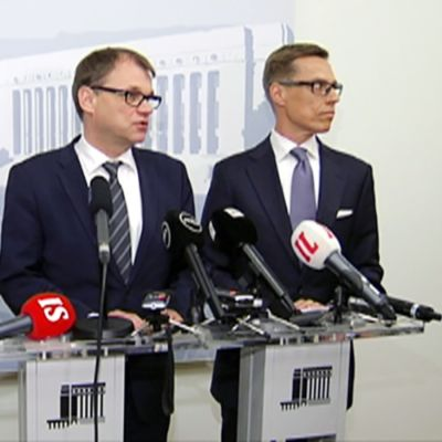 Regeringen informerar om skattelättnader i samarbete med konkurrenskraftsavtalet.