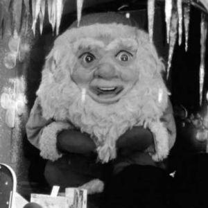 Joulupukki-nukke