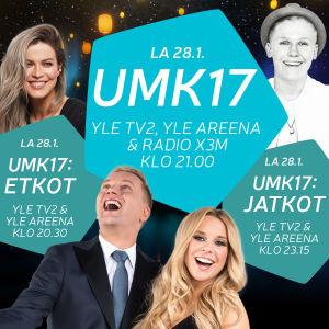 UMK17-viikon ohjelmakartta 26.-28.1.