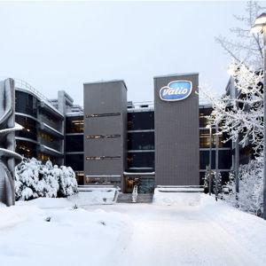 Valios huvudkontor i Helsingfors