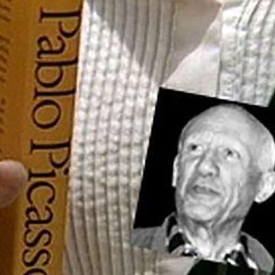 Pablo Picasso -näyttely Tukholmassa.