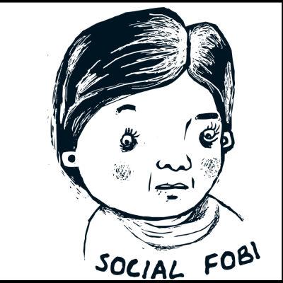 Bipolär och social fobi. Två diagnoser.