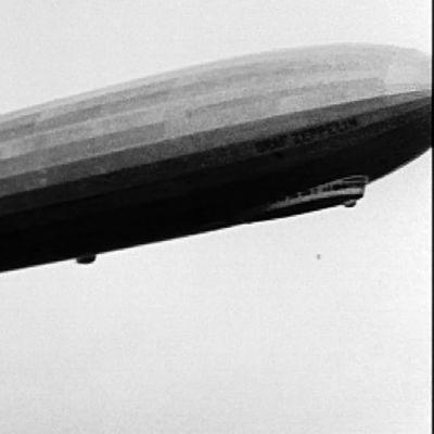 Ilmalaiva Graf Zeppelin vieraili Helsingissä syksyllä 1930