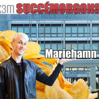Succémorgons turistbyrå: Mariehamn