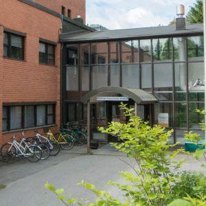 Kuopion psykiatrian keskus Niiralassa.