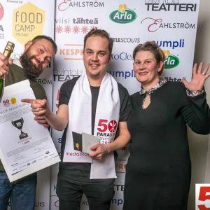 50 parasta ravintolaa äänestyksen voittaja, Grön