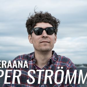 Kasper Strömman vieraili YleX Etusivussa.