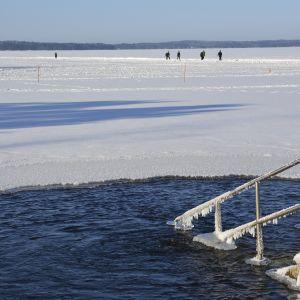 Avantouintipaikka ja Näsijärven luistelurata