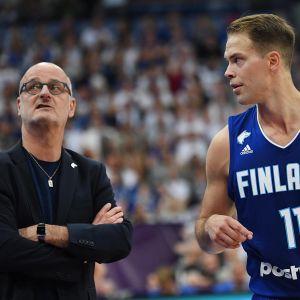 Henrik Dettmann ja Petteri Koponen.