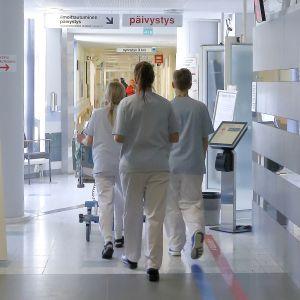 Pohjois-karjalan keskussairaala.