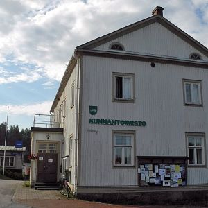 Luhanka on väkiluvultaan manner-Suomen pienin kunta: asukkaita noin 730.