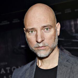 Ohjaaja Aku Louhimies Tuntematon sotilas -elokuvan erikoisnäytöksessä Helsingissä 15. helmikuuta 2018.