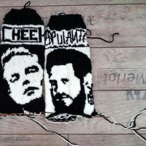 Elli Haloo, Cheek ja Apulanta sukat