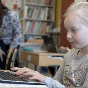 Tinja Pärnilä Kannuskosken koulu