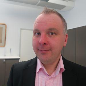Riihimäen kaupunginjohtaja Sami Sulkko