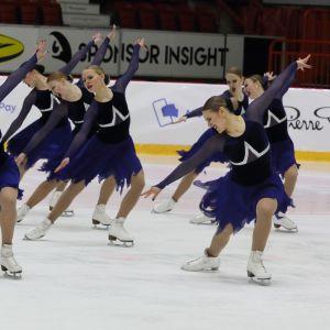 Marigold IceUnity, lyhytohjelma