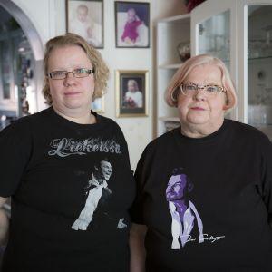 Petra Tervonen, Pirjo Jauhiainen