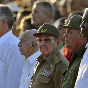 Kuuban johtajat