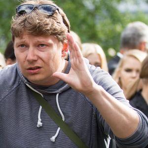 Hevi Reissu -elokuvan ohjaaja Jukka Vidgrén