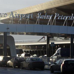 pietari pulkovo airport lentoasema