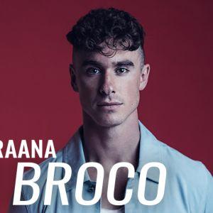 Don Brocon laulaja Rob Damiani.