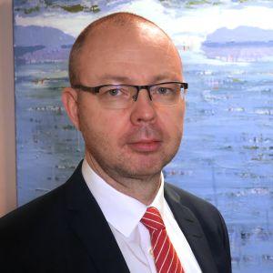 Jyväskylän kaupunginjohtaja Timo Koivisto.