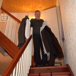 Pukupussit edustavat kevyintä muuttokuormaa Kytölöillä.