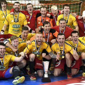 Riihimäen Cocks, Suomen mestari 2018