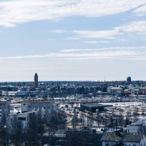 Kuvaa Haaparanta-Tornio rajalta