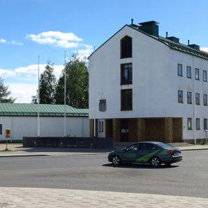 Lapin lääninhallituksen entinen toimitalo Rovaniemellä