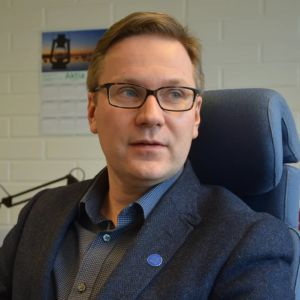 Mats Brandt.