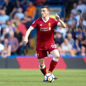 Liverpoolin Andrew Robertson
