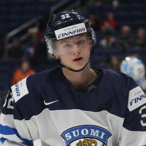 Aleksi Heponiemi pelaa ensi kaudella Kärpissä.