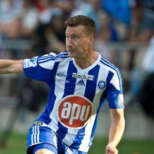 Juha Pirinen, HJK