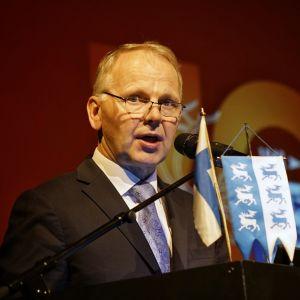 Maa- ja metsätalousministeri Jari Leppä