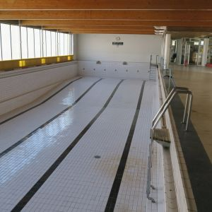 Haminan entinen uimahalli