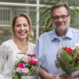 Kaisa Heino ja Kai Roslakka