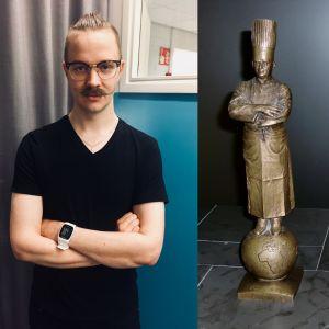 Ismo Sipeläinen valmistautuu Bocuse d'Or-kilpailuun
