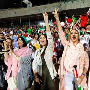 Iran naiset