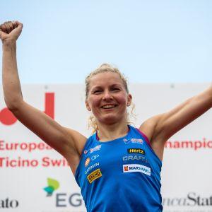 Marika Teini, EM2018
