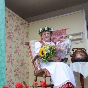 Pihtiputaan mummo Helka-Anneli Lohtander.