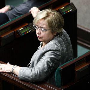 Korkeimman oikeuden tuomari Malgorzata Gersdorf nimesi itselleen sijaisen loman ajaksi.