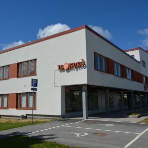 Isonkyrön kunnantalo