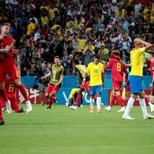 Brasilia-Belgia.