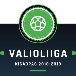 VALIOLIIGA - KISAOPAS 2018-2019